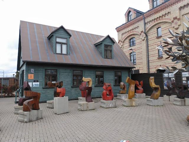 Majas Maza kalna 21 Riga
