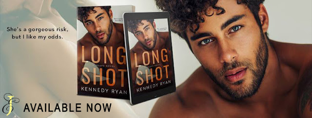 [New Release] LONG SHOT by Kennedy Ryan @kennedyrwrites @EJBookPromos #Excerpt #Giveaway #TheUnratedBookshelf