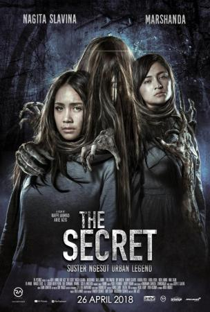 Film THE SECRET: SUSTER NGESOT URBAN LEGEND Bioskop