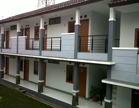 model rumah kos kosan minimalis 3