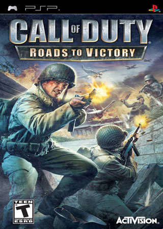 Call Of Duty Roads To Victory [PSP] [ISO] [Mega] [Mediafire]