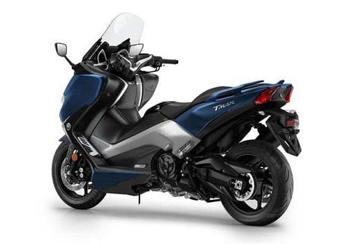 Review Yamaha TMAX DX