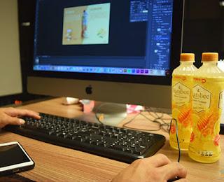 Tetap Aktif dan Kreatif Bersama Natsbee Honey Lemon