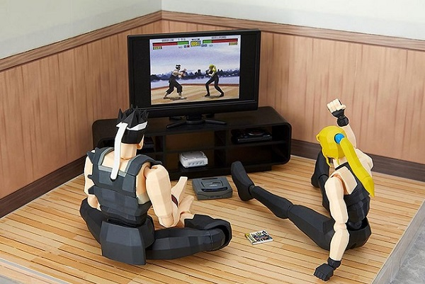 FigmaPlus Mini Sega consoles