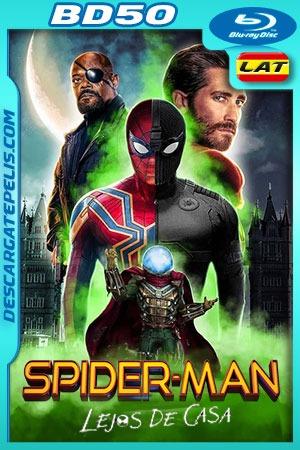 Spider-Man: Lejos de casa (2019) 1080p BD50 Latino – Ingles