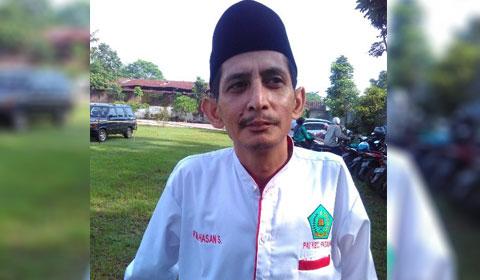 Sekretaris Baznas Lumajang H. Atok Hasan Sanusi
