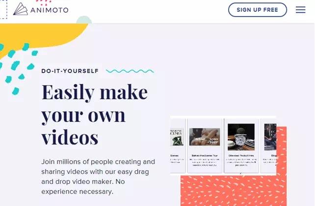 Situs Pembuat Iklan Video Gratis Terbaik-1