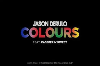 Jason Derulo - Colours (feat. Cassper Nyovest)