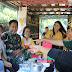 Perpustakaan Apung di Batas Negeri Bergerak 2,5 Jam Menuju Dusun Kedembak Merakai