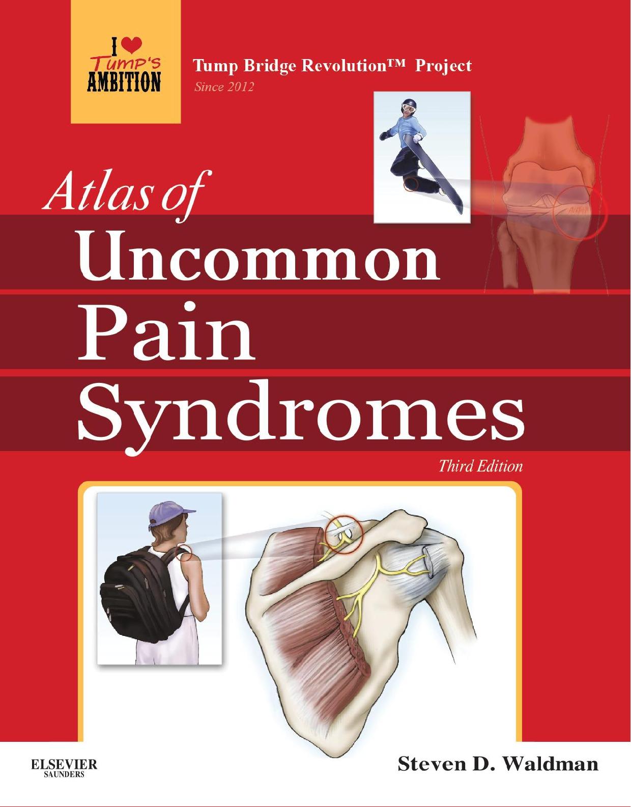 Atlas Những hội chứng đau ít gặp – Atlas of Uncommon Pain Syndromes