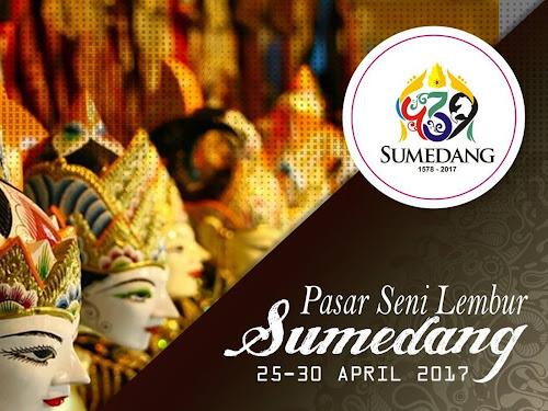 Pasar Seni Lembur Sumedang 25 - 30 April 2017