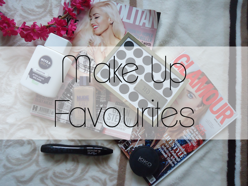 Make Up Favourites