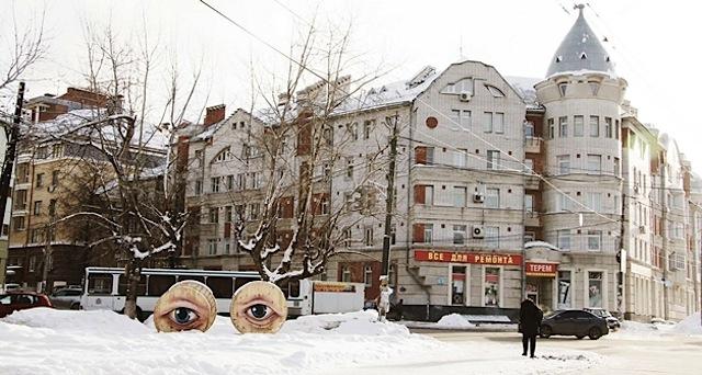 Художник граффити из России, Никита Nomerz 17