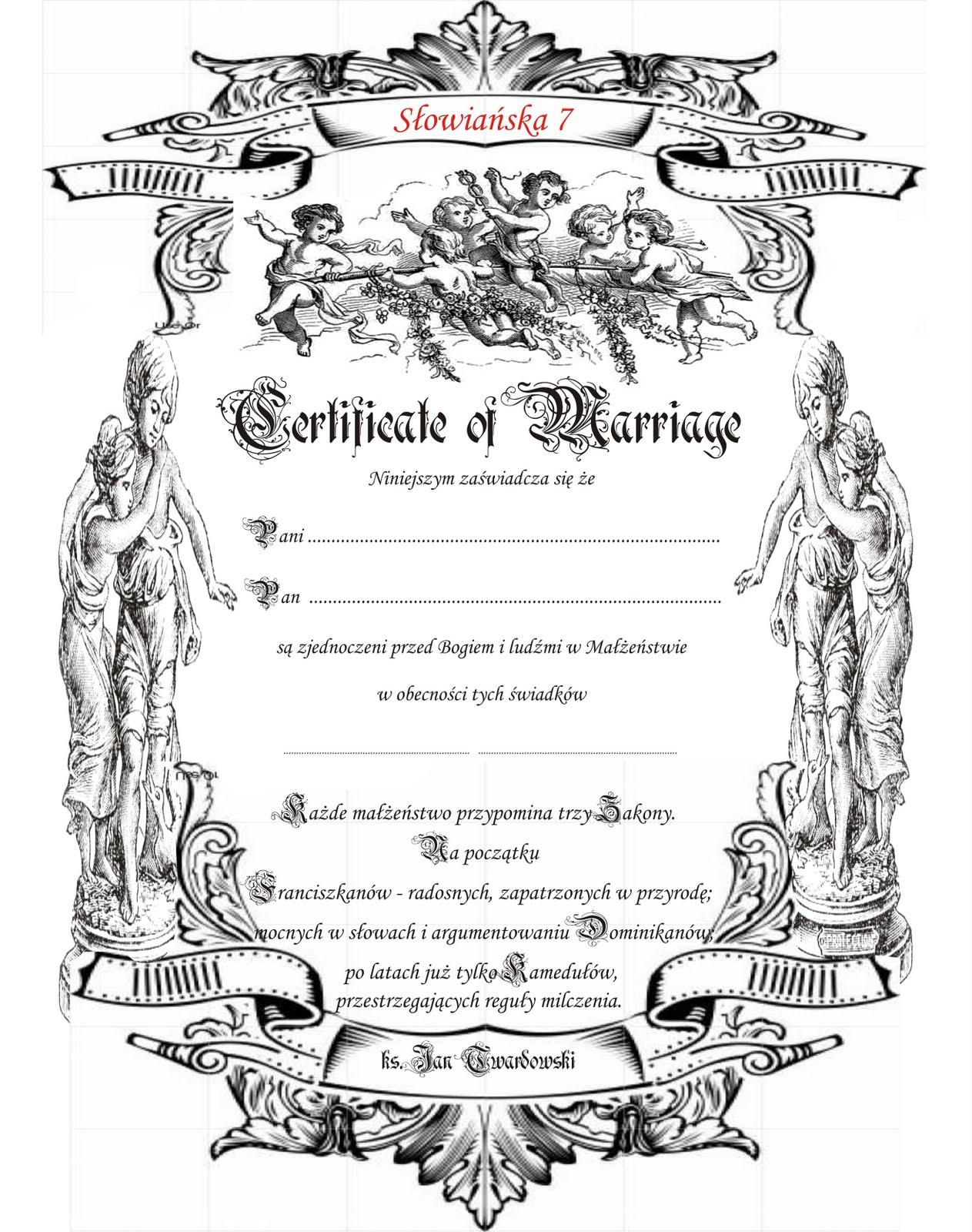 słowiańska7:projekt certyfikatu