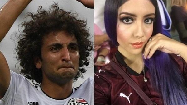 بالصور | الفتاة المكسيكية تفجر مفاجأة جديدة عن علاقاتها بـ عمرو ورده