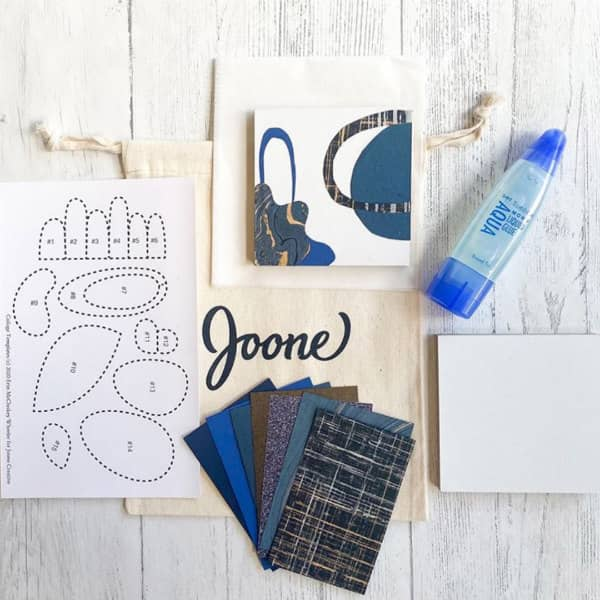 paper craft kit supplies