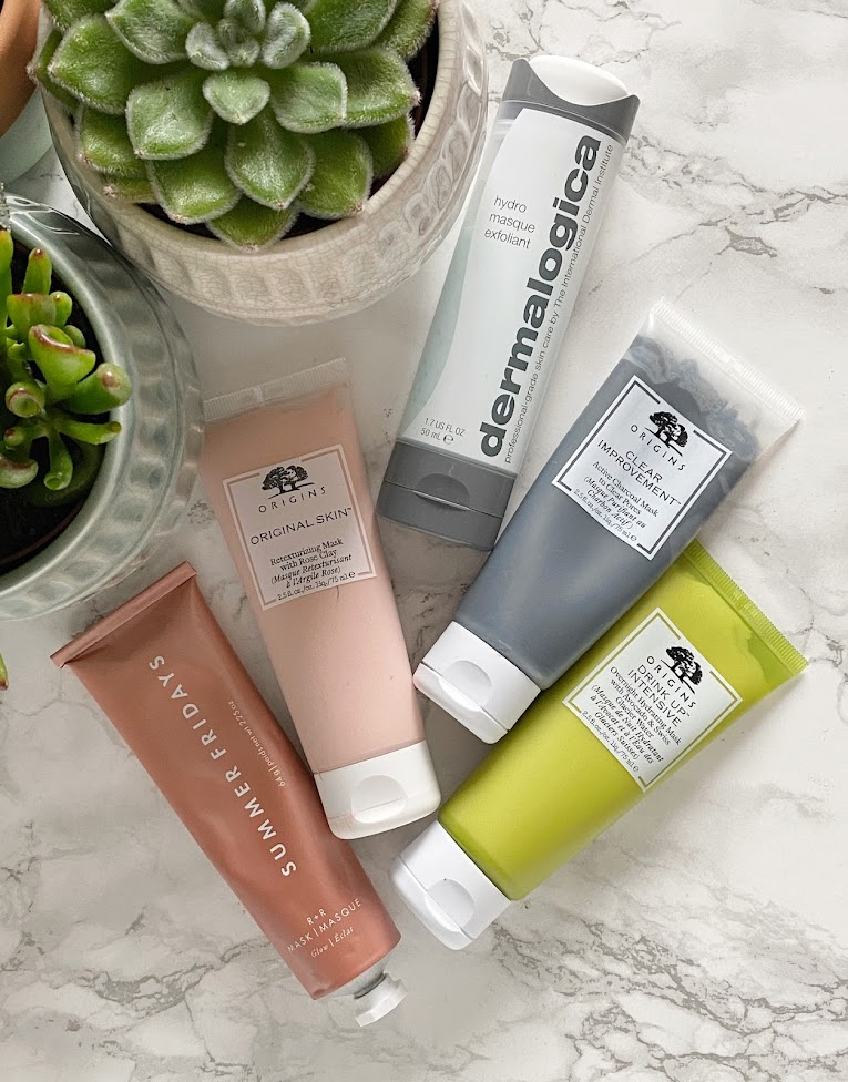 facemark review origins dermalogica summer Fridays