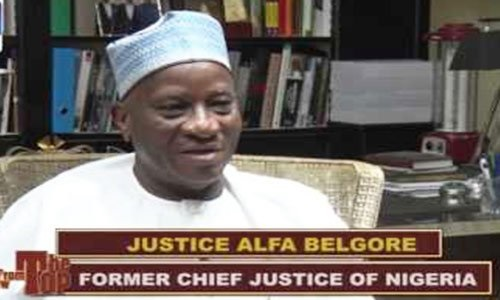 $9.6b Judgment: Ex-CJN Belgore, Others May Face Trial