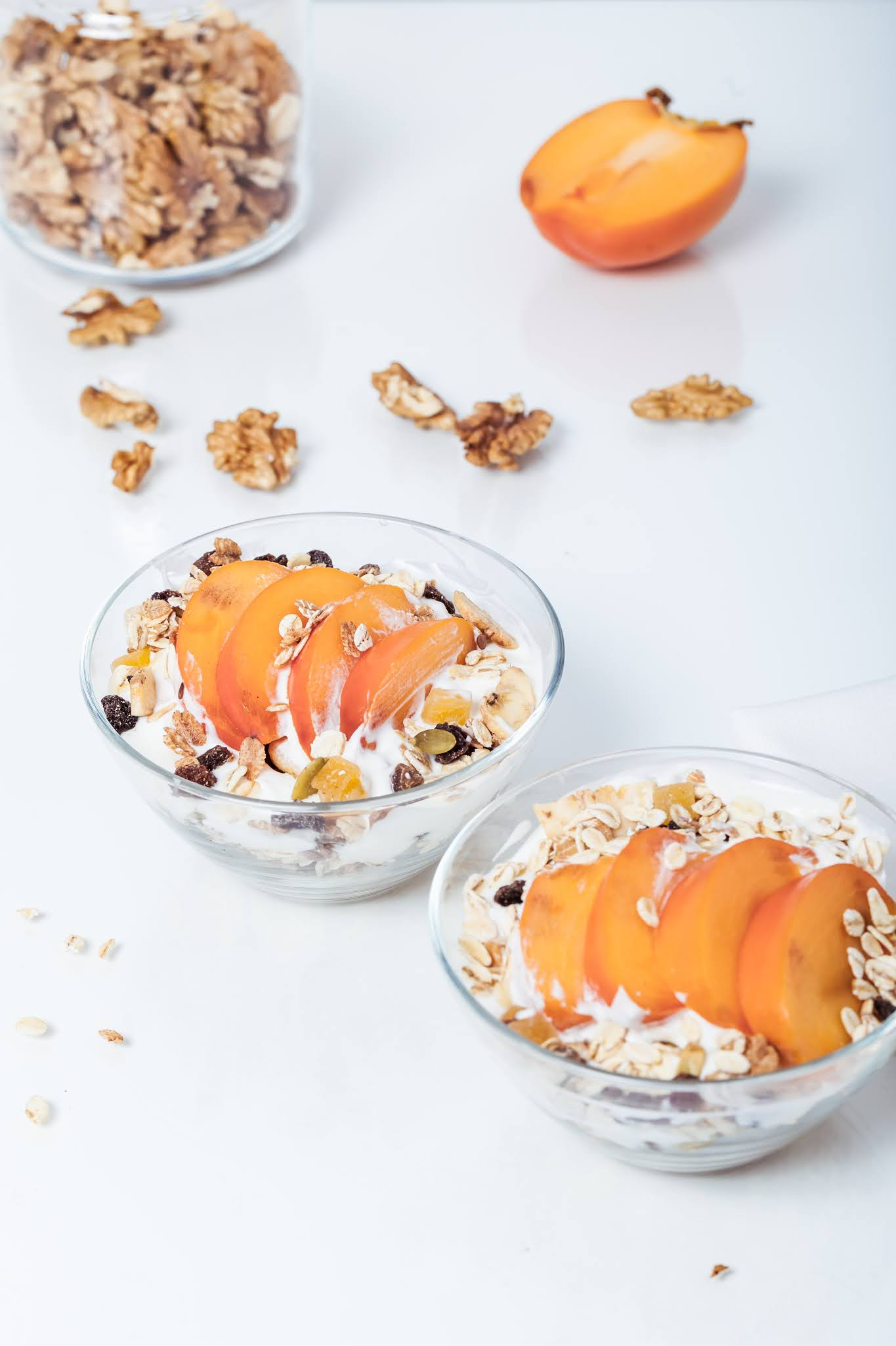 Nectarine Smoothie Bowls