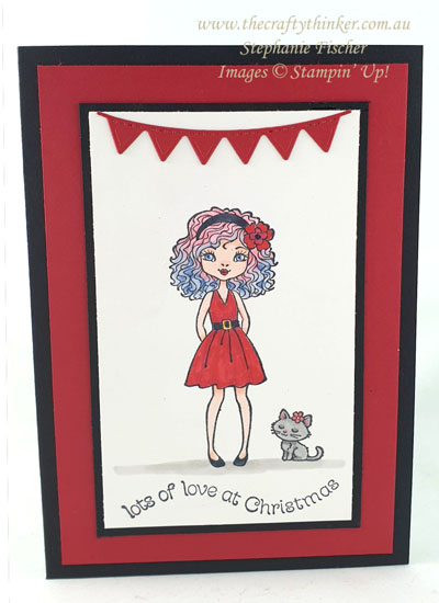 #thecraftythinker #stampinup #heygirlfriend #2021minicataloguesneakpeek #cardmaking , Hey Girlfriend, Mini Catalogue 2021 Sneak Peek, Stampin' Up Demonstrator, Stephanie Fischer, Sydney NSW