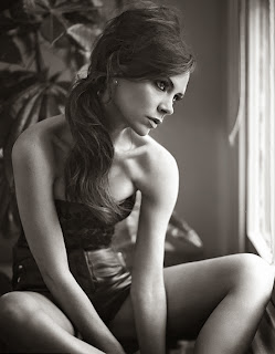 A photograph taken of the Victoria Beckham
