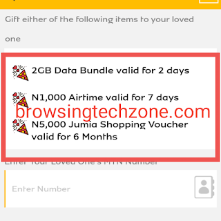 MTN Free Airtime and Data