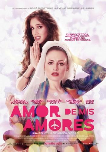 Amor de mis amores DVDRip Latino