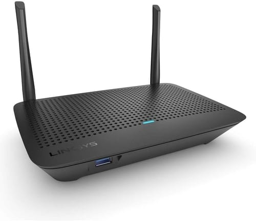 Review Linksys MR6350 Mesh WiFi Router Mesh WiFi Router