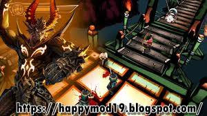 Screenshots of Legacy Of Warrior Action RPG Game 3.8 MOD APK (Unlimited Money) For Android