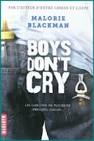 Boys Don't Cry par Malorie Blackman