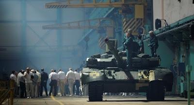 Турчинов анонсировал приватизацию оборонных предприятий