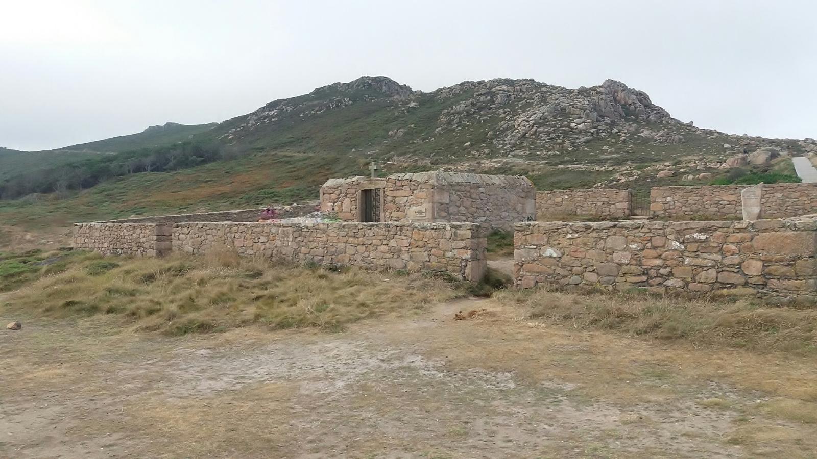 The English Cemetery (Camariñas, Spain)