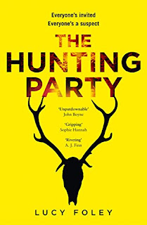 The Hunting Party by Lucy Foley cover