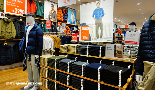 Uniqlo menswear - Uniqlo PH- Bacolod City - Bacolod blogger - daddy style - daddy fashion - daddy fashion - Uniqlo Bacolod - long sleeve shirts