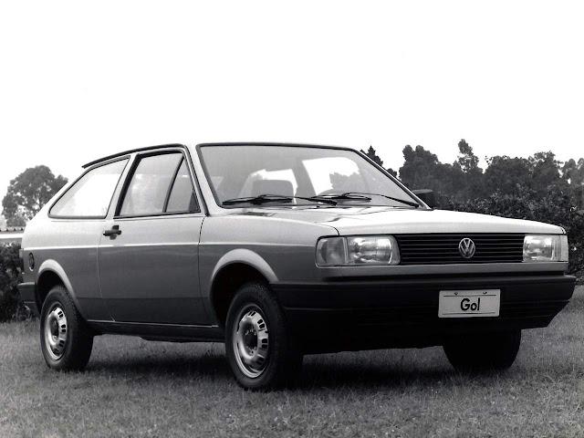 Volkswagen Gol 1000 1994