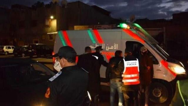 عاجل ببيوكرى : اعتقال قرابة 60 شخصا داخل مقهى بسبب خرقهم لحالة الطوارئ الصحية.