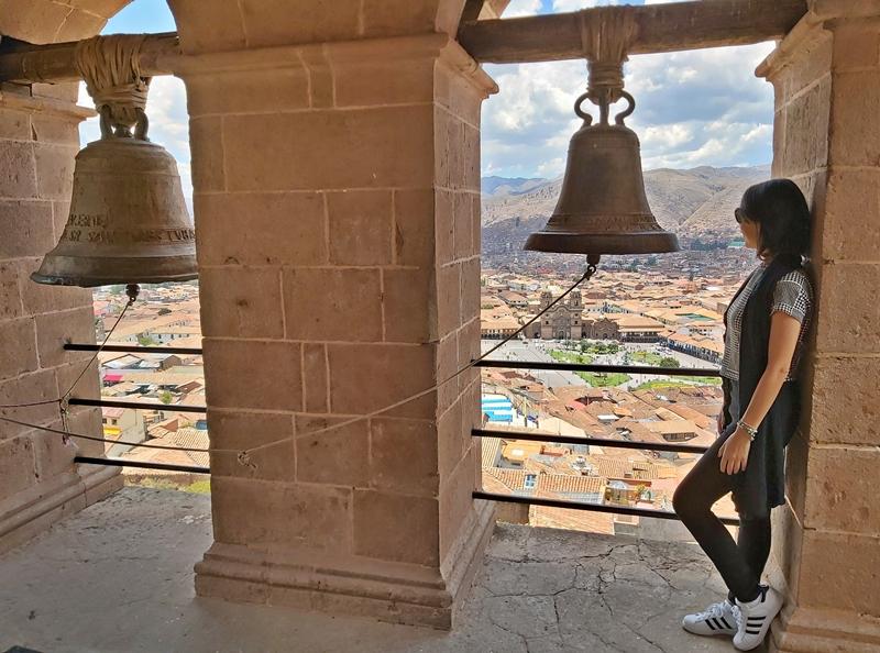 Templo e Mirante San Cristóbal, Cusco