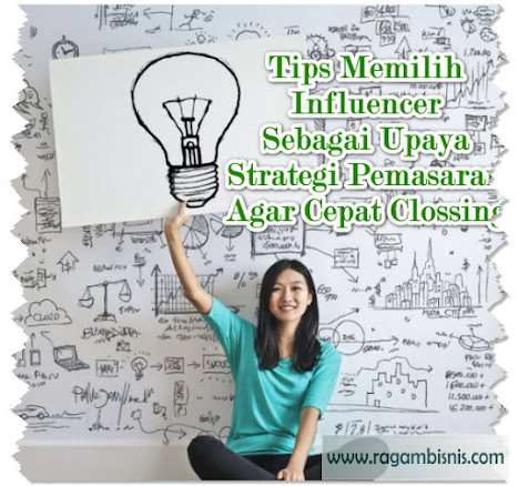 Tips Memilih Influencer