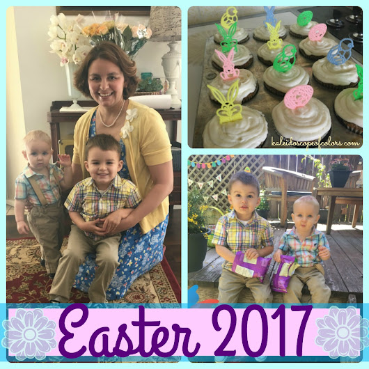 Friday 5: Easter, Baking and Earth Day
