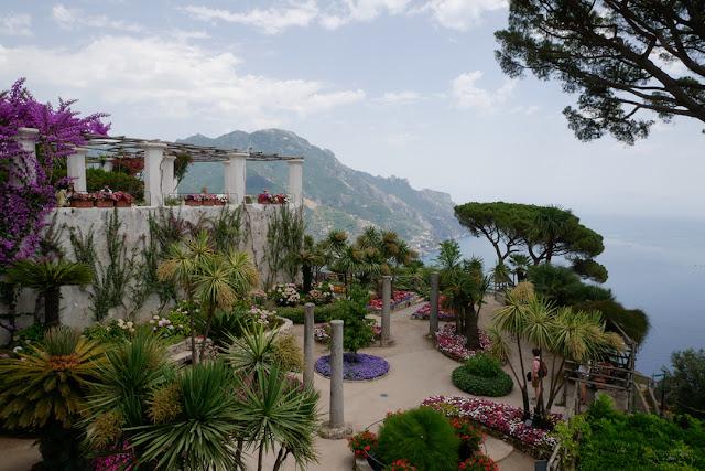 I giardini di Villa Rufolo, a Ravello