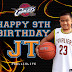 [TARPAULIN] - JT 9th Birthday