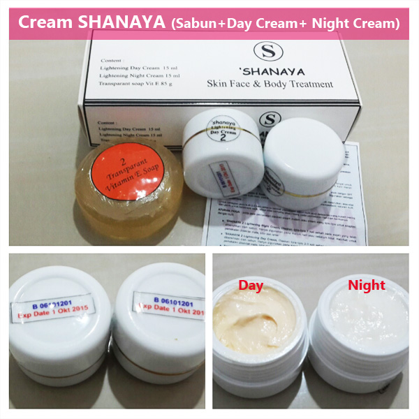 Cream Shanaya Original