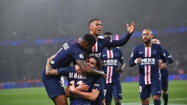 باريس سان جيرمان ينتزع فوزاً مثيراً أمام أتالانتا ويتأهل إلى نصف نهائي دوري أبطال أوروبا