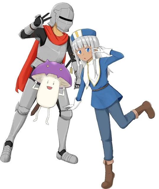 El manga Kono Healer, Mendokusai tendrá anime.