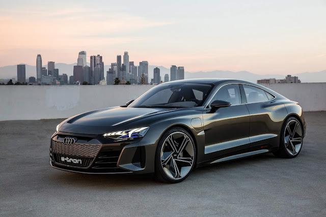 Audi e-tron GT tem lançamento confirmado no Brasil