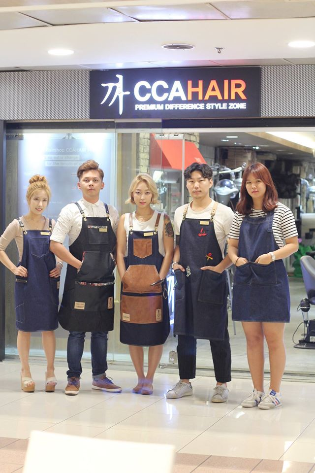 CCAHair Salon Review