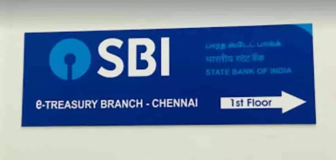SBI • (SBIN0017676 - E TREASURY CHENNAI) • NEW Branch