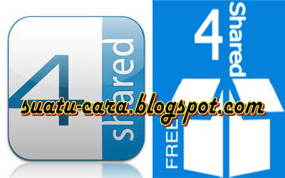 Cara Upload atau Unggah File di 4Shared Terbaru