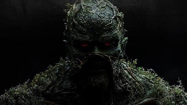 Monstro do Pântano/DC Universe/Reprodução