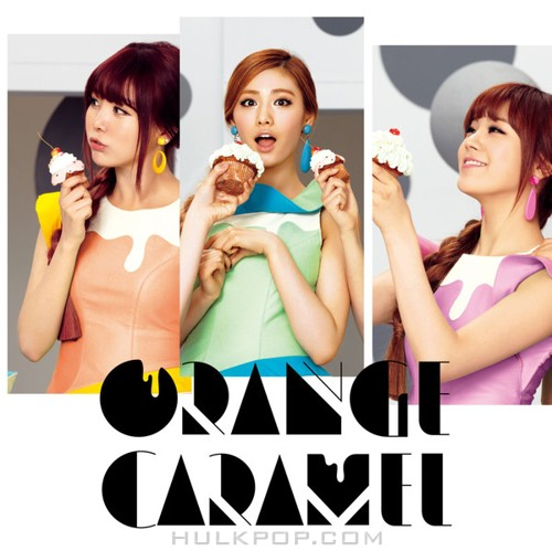 ORANGE CARAMEL – ORANGE CARAMEL (ITUNES PLUS AAC M4A)